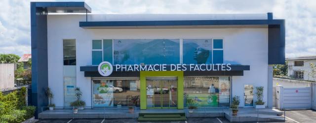 Pharmacie des Facultés à Libreville, GABON